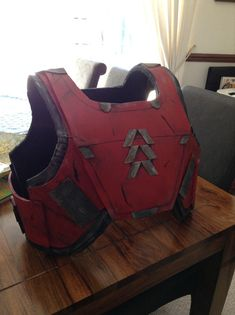 Destiny Hunter Chest Plate Custom Colour by CSWCommissions on Etsy