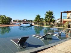 Monte Santo, Carvoeiro, Algarve, Portugal, a luxury baby friendly resort. 5 star luxurious self catering overlooking the picturesque fishing village of Carvoeiro. Kids club and other family activities, visit the link for more details. #familyholidays #Algarve #Portugal #travel #kids