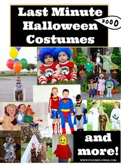 Creative Halloween Costume Ideas!!!