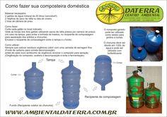 Diário de planta: Composteira doméstica: como fazer?