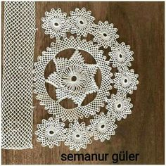 Neşe'nin gözdeleri Crochet Curtains, Crochet Tablecloth, Needle Lace, Needle And Thread, Home Crafts, Diy And Crafts, Sewing Art, Lace Making, Needle Felting