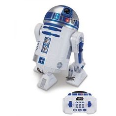 #Radio #controlled #r2-d2 - new,  View more on the LINK: http://www.zeppy.io/product/gb/2/191841103516/