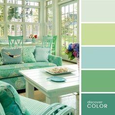 Идеальные сочетания цветов для дизайна интерьера - Дизайн интерьеров | Идеи вашего дома | Lodgers