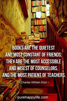 Book quotes - Books are the best friends you can have.