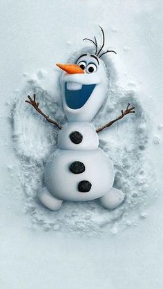 """Olaf from Disney's animated cartoon """"Frozen"""". Olaf is an adorable character that was brought to life by Elsa, by the he loves summer which is so ironic. If you have not seen Frozen it's a must see cartoon and now you know a little about Olaf. Disney Olaf, Frozen Disney, Disney E Dreamworks, Disney Amor, Olaf Frozen, Disney Magic, Disney Pixar, Disney Characters, Frozen 2013"""