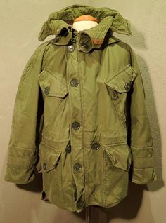 British Army 1950 Pattern Parka | Vintage (Military) | Pinterest ...