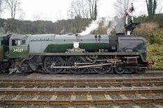 Southern Trains, Southern Railways, British Rail, Steam Engine, Steam Locomotive, Brighton, Engineering, Steamers, Planes