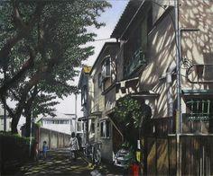 HAYASHI DESIGN : 木漏れ日の道 北区西が丘