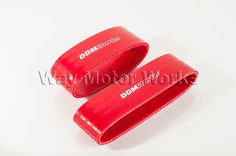 DDMworks Intercooler Boots for 2002-2006 R53 MINI Cooper S, and 2005-2008 Cabrio S with manual transmission only. If your looking to dress up your engine compartment a little these colorful silicone boots are a great option. They are smoother and look better than the stock black rubber boots. <br /> <br />Come as a pair of intercooler boots. <br /> <br%...