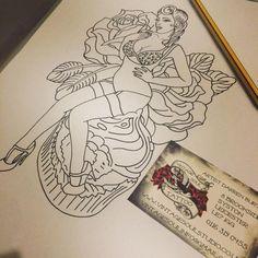 Cupcake Tattoo Designs, Cupcake Tattoos, Soul Tattoo, Vintage Soul, Rock N, Leicester, Tattoo Studio, Pin Up Girls, Rockabilly