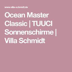 Ocean Master Classic | TUUCI Sonnenschirme | Villa Schmidt