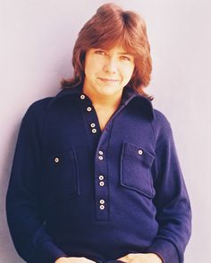 David Cassidy was my absolute first crush...part of me will always be just a little bit in love with him.