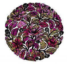My #floral #Illustration www.adrianapicker.com/blog