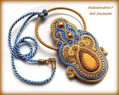 Rododendron7 Art Soutache
