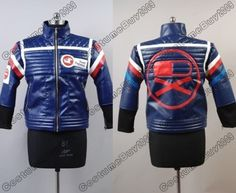 My Chemical Romance Party Poison Jacket Costume *Blue Version*