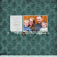 I Am Thankful for by Scraps by Missy (Nov 2014 Scrap Pack)