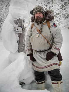 Some thoughts on selecting clothing for subarctic climate