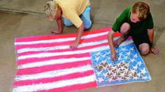 Crafts to help honor Memorial Day