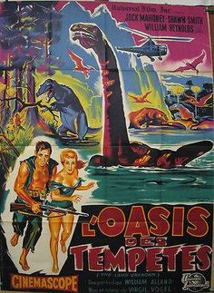The Land Unknown Oasis, Classic Sci Fi Movies, Foreign Movies, Les Themes, Fantasy Movies, Film Posters, Horror Movies, Science Fiction, Scene