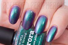 Picture Polish Aurora over purple