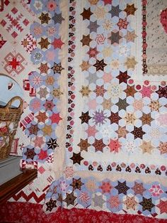 "supergoof quilts | Supergoof Quilts: ""Over Zeur-sterretjes gesproken,..."""
