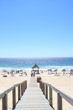 Beach praia da Comporta - Portugal
