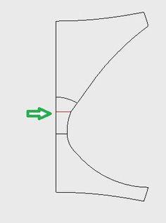 выкройка трусов женских,   построение выкройки трусов женских,   как построить выкройку женских трусов,   выкройки женского нижнего белья,   слипы трусы женские,   как сшить женские трусы выкройка