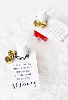 Make this easy nail polish gift for friends using the free printable