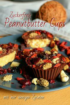 Auf meinem Blog findest Du ein einfaches Rezept für zuckerfreie Peanutbutter Cups. Sie sind genauso lecker wie die Originale, aber gesünder. // Lisawegmann.de regularsports Lisa Wegmann Rezept recipe