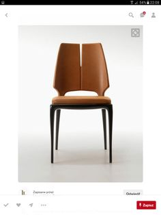 Design Furniture, Luxury Furniture, Chair Design, Home Furniture, Luxury Chairs, Zeina, Single Chair, Dining Table Chairs, Furniture Inspiration