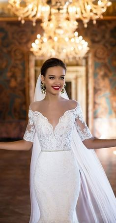 Milla Nova Bridal 2017 Wedding Dresses rita2 / http://www.deerpearlflowers.com/milla-nova-2017-wedding-dresses/21/
