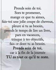 """Pensées et Réflexions on Instagram: """"#Pensées #Penséesdyjour #Pensée #Proverbe #Penséespositive #Portebonhour #Philisophie #Vivre #Momentpresent #Rêve #Sérénité #Citation…"""" Positive Mind, Positive Attitude, Positive Thoughts, French Language Lessons, Affirmations Positives, Some Words, Words Quotes, Quotes To Live By, Quotations"""