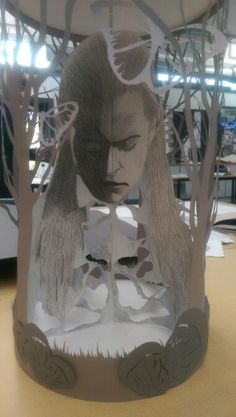 Legolas art project