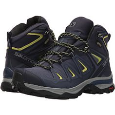 X Ultra 3 Mid GTX® by Salomon at Zappos.com. Read Salomon X Ultra 3 Mid GTX® product reviews, or select the size, width, and color of your choice.