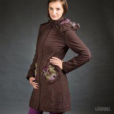 Liliputi® Babywearing Mama Coat - Lavendering