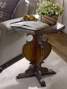 Looking for a plan to make this table..  if not have to draw one for myself....Ralph Lauren Home