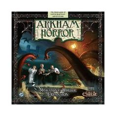 Arkham horror: #miskatonic horror [english] - boardgame fantasy #flight #games,  View more on the LINK: 	http://www.zeppy.io/product/gb/2/141929408938/