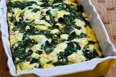Kale & Feta breakfast