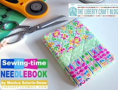 Sewing-time Needlbook | Flickr - Photo Sharing!