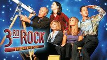 3rd Rock From the Sun The gender stuff was kind of stupid then, and makes one wince now, but the show overall is hysterical, in large part because of Lithgow and Curtain--really, everyone on the show--going all in.