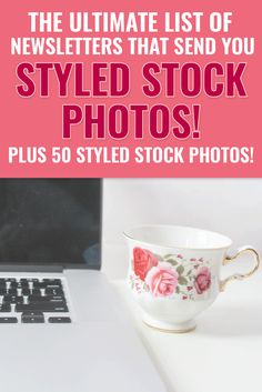The Ultimate Roundup of Newsletters That Send You Styled Stock Photos (plus 50 free styled stock photos!) // Miranda Nahmias
