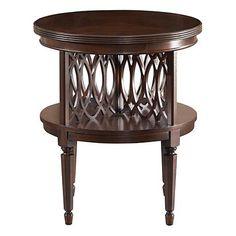 Woodberry Book Table (Bassett).