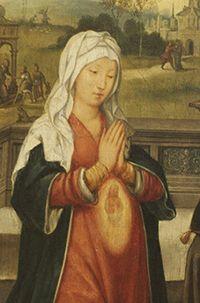 Militia Immaculatae | Rycerstwo Niepokalanej Tradycyjnej Obserwancji | 26 lipca — św. Anny — matki Najświętszej Maryi Panny