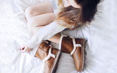 Was Chucks für den Sommer sind, sind Ugg Boots für den Winter. Ein echter Fashion-Dauerbrenner, den jede Frau in ihrem Schuhschrank haben sollte…