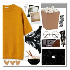 """""""Movies at home"""" by laurarico on Polyvore featuring Aesop, La Perla, Luminarc, Polaroid, Paul Smith, contest and movie"""