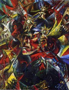 Otto Dix. Selfportrait