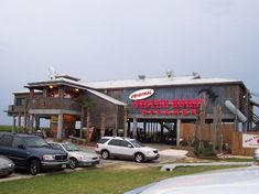 Original Oyster House on the causeway, Mobile