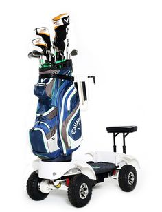 Golf Skate Caddys Innovative Technology Revitalizing the Game Single Player Golf Vehicle Modernizing the Tradition of Individual Play  Todays fast-paced world is driven by technology innovation and immediate satisfactioneverything that golf is not until now. Golf Skate Caddy (GSC) is the first single player golf transportation vehicle of its kind that is the culmination of more than 20 years of global research and development in the electric transportation industry.   Golf Skate Caddy…