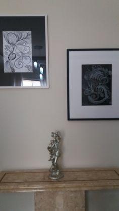Minhas próprias obras de Arte!!!! Desenhos monocromáticos... Disponíveis para vendas!!! E-mail: Suelisaara@gmail.com