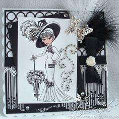 Star's Cards: My Fair Lady - Sassy Studio Designs
